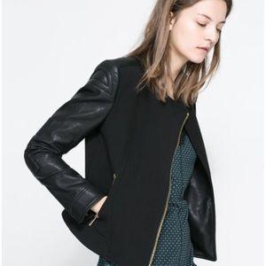 🎉FLASH SALE🎉ZARA Moto Jacket